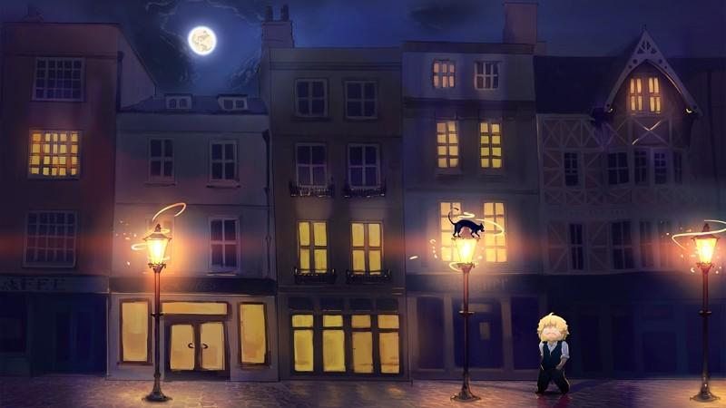 Screenshot Sebastian Frank: The Beer Hall Putsch screen